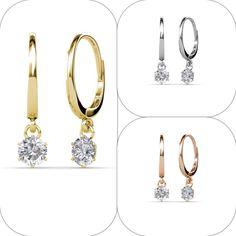 Searching for the perfect dangle earrings items?  - 30 Days Return #drop #dangle #earrings #gold #finejewelry #jewelryforwomen #giftforher #gift #love #trijewels