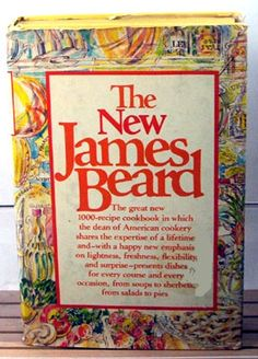 The New James Beard, 1981, First Edition