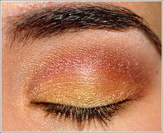 Summer Makeup: The Setting Sun