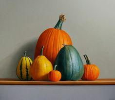 cuadros al oleo de vasijas | bodegones-pintados-al-oleo