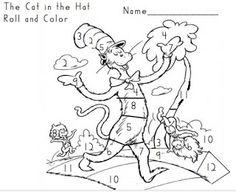 Tales From A K 1 Classroom Freebies Dr Seuss Kindergarten Dr Seuss Math Kindergarten Dr Seuss Activities