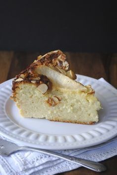 ... gluten free on Pinterest | Pear cake, Almonds and Lemon drizzle cake