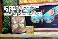 patient with becoming - Brave Girls Club Awakening Quotes, What About Tomorrow, Brave Girl, Tough Girl, Fruit Of The Spirit, Fb Covers, Girls Club, Beautiful Words