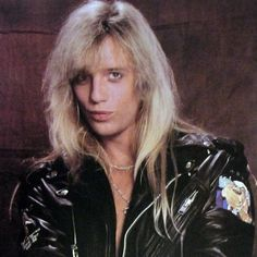 461 Best JANI LANE images in 2019 | Jani lane, Rock, roll
