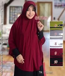 Hasil gambar untuk jilbab lengan