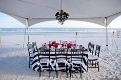 Could you image this as your bridal shower #bridalshower #beach