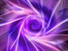 7º Raio Solar - CHAMA VIOLETA - Luz Violeta - Transmutação