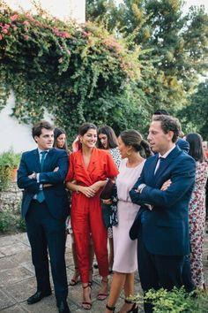 Wedding Attire, Chic Wedding, Dressy Casual Wedding, Elegante Jumpsuits, Summer Wedding Guests, Wedding Guest Looks, Spanish Wedding, Cocktail Outfit, Mein Style