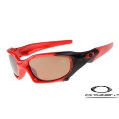 11c123c9dc Foakley pit boss sunglasses polished red   VR28 iridium Ray Ban Sunglasses