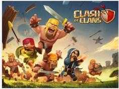 Clash of Clans-Tek Adresiniz