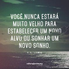 Sonhos não morrem