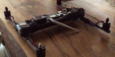 Carbon Fiber H-Quadcopter