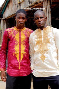 Nigeria. Men's Fashion.