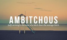 Brilliant new word you should start using