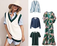 What's new and now on the high street #dailymail