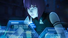 """[US] Ghost in the Shell: After a global financial crisis the world is engulfed in an AI-driven """"sustainable war."""" It's up to Section 9 to counter new forms of cyber threats. Best Of Netflix, Anime Ghost, Masamune Shirow, Motoko Kusanagi, Cyber Threat, Netflix Streaming, Sci Fi Series, Manga Artist, Ghost In The Shell"""