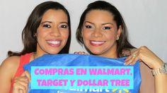 Compras en Walmart, Target y Dollar Tree - Drugstore Makeup Haul