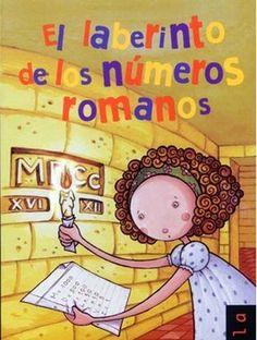 Ejercicios, juegos, actividades y un libro de lectura para interpretar los números romanos. #MATEMATICAS #NUMEROSROMANOS