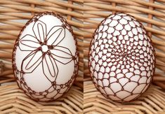 More wired Eggs