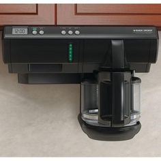 Black And Decker Under The Cabinet This Coffee Maker From