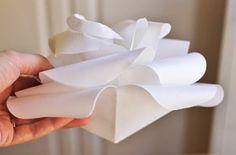 Como fazer uma rosa de tecido ou papel passo a passo | Como fazer em casa…