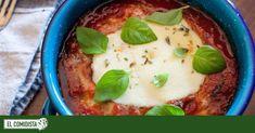 La versión tradicional de este plato italiano lleva berenjena, pero también puede prepararse con calabacín. Y elegir si lo fríes o lo cocinas a la plancha, o le pones quesos de sabor más o menos intenso.