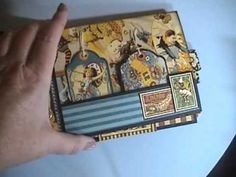 Le Cirque Paper Bag Mini Album - YouTube