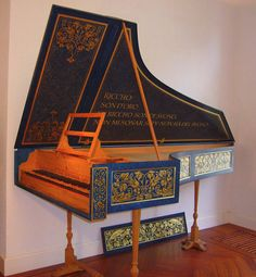 Italian Harpsichord after Anon. ca. 1630