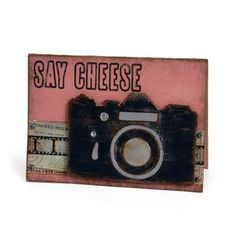 Say Cheese Card by Tammy Tutterow