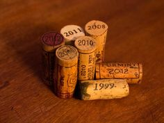 A wine vintage is the year in which the grapes were harvested. A wine's vintage… #Wine #Wineeducation