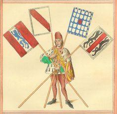 Medieval Tournament Herald