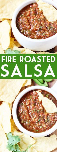 Fire Roasted Salsa R