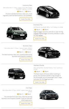 RANGE OF VEHICLES Ride in style,luxury and efficient way than ever before. Check It https://www.airporttransportcentre.com/fleet