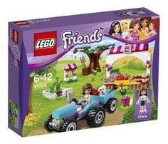 LEGO Friends - Owocowe zbiory #lego #friends