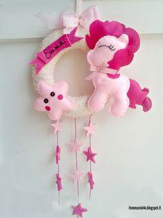 Fiocco nascita Pinkie Pie