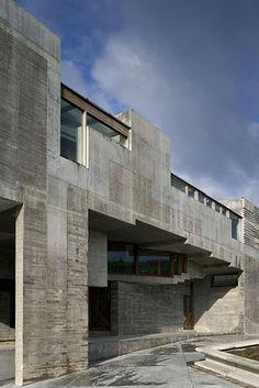 Edificio para Rectorado, Universidad de Vigo