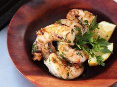 Grilled Shrimp With Garlic and Lemon Recipe on Yummly. @yummly #recipe