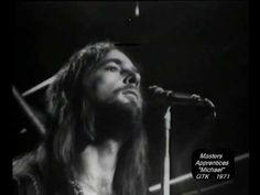 "Masters Apprentices ""Michael"". Live! GTK 1971"