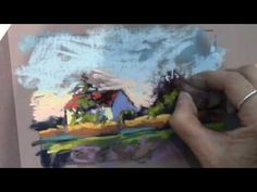 35-Permission Granted and the 3 P's - Pastel Painting Lessons