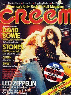 Creem, May 1976