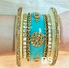 Bridal Bangles, Silk Thread Bangles, Thread Jewellery, Diy Jewellery, Bridal Jewellery, Jewelery, Fashion Jewelry, Indian Wedding Jewelry, Indian Jewelry