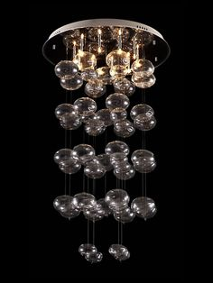 Vector Ceiling Lamp by Zuo at Gilt