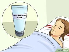 3 Ways to Get Beautiful While You Sleep - wikiHow Green Tea For Hair, Lip Conditioner, Glow Up Tips, Hair Loss Shampoo, Home Remedies For Hair, Hair Vitamins, Homemade Face Masks, Wash Your Face, Shopping