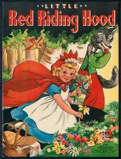 """Little Red Riding Hood"" Merrill 1939"