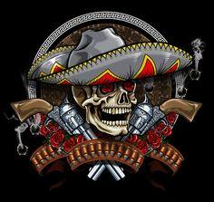 mexican skull russell link | Bom, enquanto não realizo o meu desejo de visitar o México ...