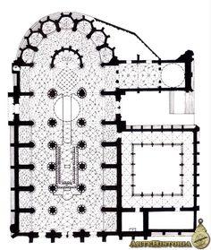 catedral segovia planta - Buscar con Google