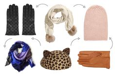 5 perfect hat-scarf-and-glove combos to pump up your winter wardrobe Teen Vogue Fashion, Womens Fashion, Winter Wardrobe, Winter Coat, Pretty Outfits, Warm Weather, Pump, What To Wear, Scarves