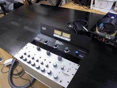 Alpha Recording Systems Model 6200 - pretty much a Urei 1620 replica & custom build for DJ Harvey