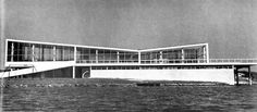 Oscar Niemeyer | Yacht Club | Pampulha, Brazil | 1942