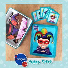 • 8 Karakter, 39 adet magnet parça, 1 adet fon kapağı olan metal kutu içerir. • Oyun, referans kartlar üzerindeki karakterler örnek alınarak, metal fon kapağı üzerine magnet parçalar yerleştirilerek oynanır.